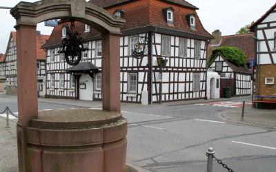 Bauschheim Alte Schmiede
