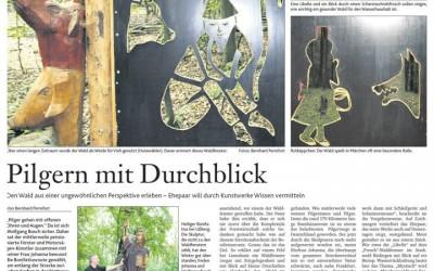 """Pressebericht """"Durchblicke"""""""