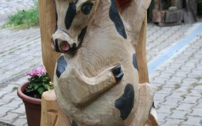 Barhocker Reni's tanzende Kuh