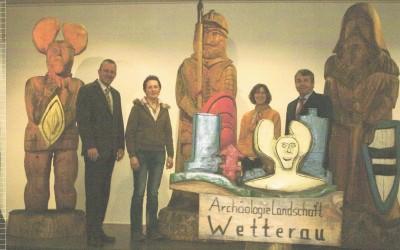 Römer Ritter Keltenfürst im Wetterauer Kreishaus